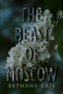 Cover Reveal: The Beast of Moscow by Bethany-Kris