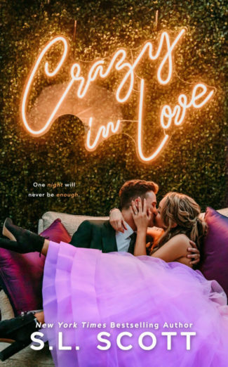 Cover Reveal: Crazy in Love by SL Scott