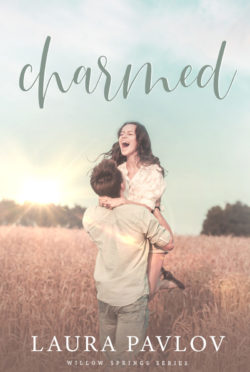 Cover Reveal & Giveaway: Charmed (Willow Springs #3) by Laura Pavlov