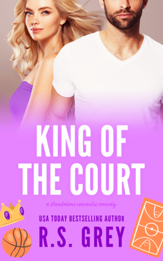 Cover Reveal: King of the Court by RS Grey