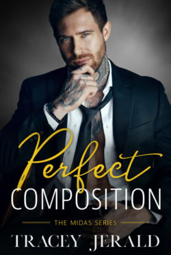 Cover Reveal & Giveaway: Perfect Composition (Midas #3) by Tracey Jerald