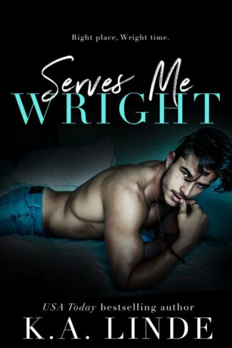 Release Day Blitz: Serves Me Wright (Wright #8) by KA Linde