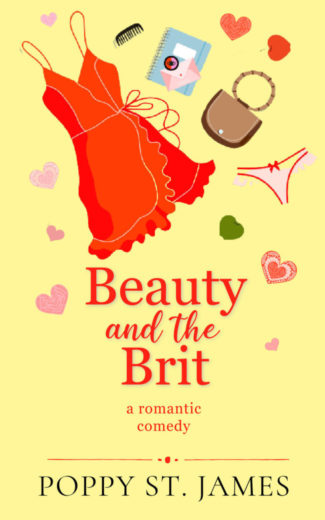 Release Day Blitz: Beauty and the Brit by Poppy St James