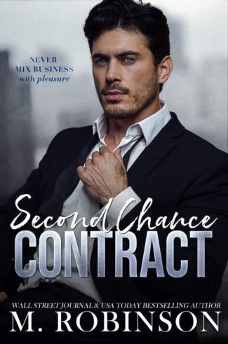 Cover Reveal: Second Chance Contract by M Robinson