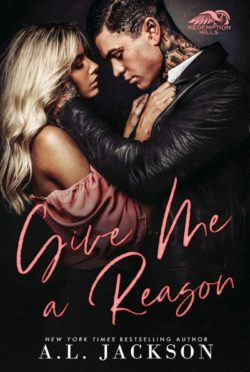 Cover Reveal: Give Me a Reason by AL Jackson