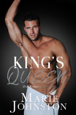 Release Day Blitz: King's Queen (Oil Kings #5) by Marie Johnston
