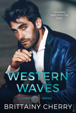 Cover Reveal: Western Waves (Compass #3) by Brittainy C. Cherry