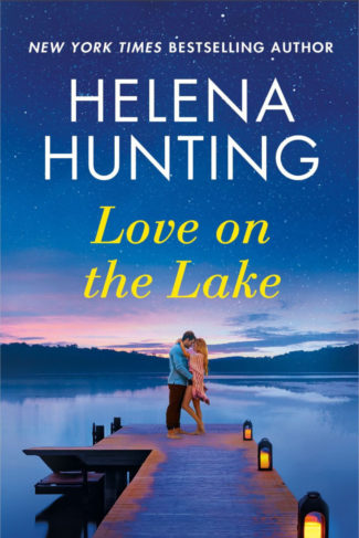 Cover Reveal: Love on the Lake (Lakeside #2) by Helena Hunting