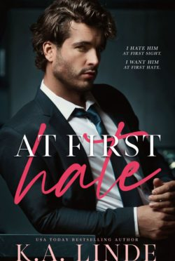 Release Day Blitz: At First Hate (Coastal Chronicles #2) by KA Linde