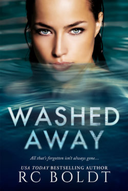 Cover Reveal: Washed Away by RC Boldt