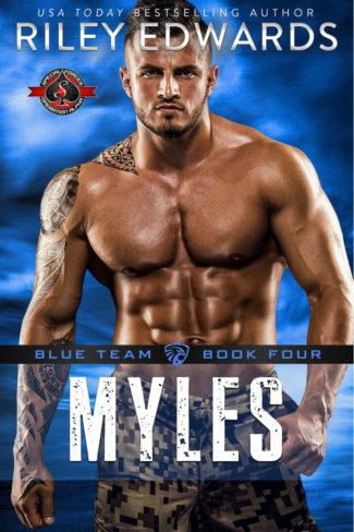 Release Day Blitz: Myles (Blue Team #3) by Riley Edwards