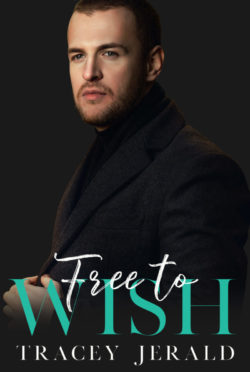 Cover Reveal & Giveaway: Free to Wish (Amaryllis #8) by Tracey Jerald