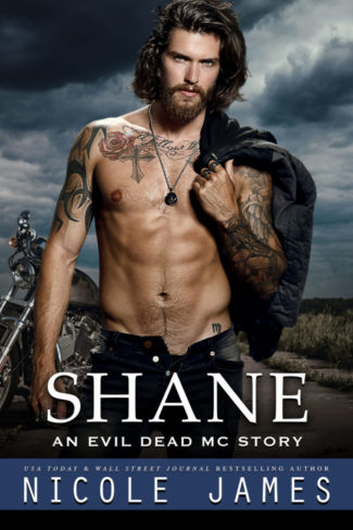 Release Day Blitz: Shane (Evil Dead MC #12) by Nicole James