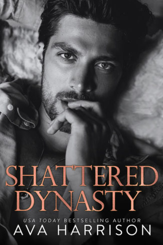 Release Day Blitz: Shattered Dynasty by Ava Harrison