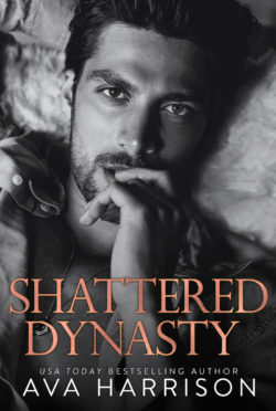 Cover Reveal: Shattered Dynasty by Ava Harrison