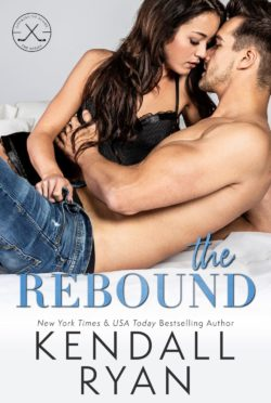 Release Day Blitz: The Rebound (Looking to Score #4) by Kendall Ryan