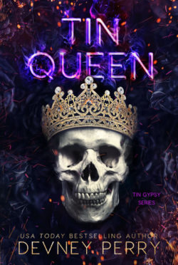 Release Day Blitz: Tin Queen (Tin Gypsy #6) by Devney Perry