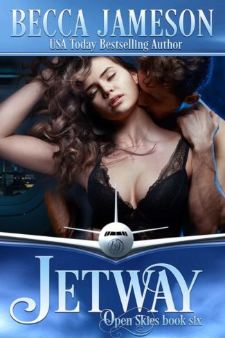 Release Day Blitz: Jetway (Open Skies #6) by Becca Jameson