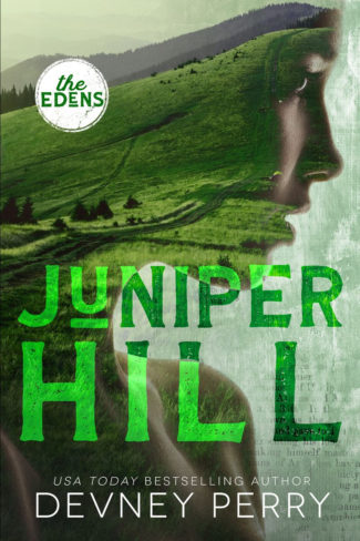 Cover Reveal: Juniper Hill (The Edens #2) by Devney Perry