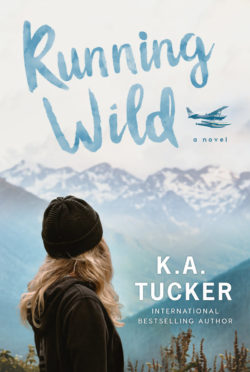 Cover Reveal: Running Wild (The Simple Wild #3) by KA Tucker