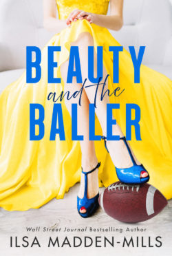 Cover Reveal: Beauty and the Baller by Ilsa Madden-Mills