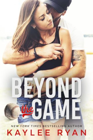 Cover Reveal: Beyond the Game (Out of Reach #2) by Kaylee Ryan