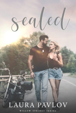 Cover Reveal: Sealed (Willow Springs #4) by Laura Pavlov