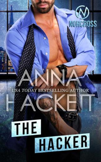 Release Day Blitz: The Hacker (Norcross #5) by Anna Hackett