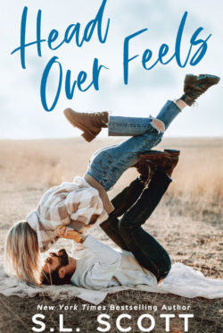 Cover Reveal: Head Over Feels by SL Scott